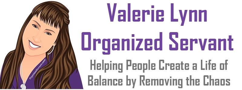 Organized Servant